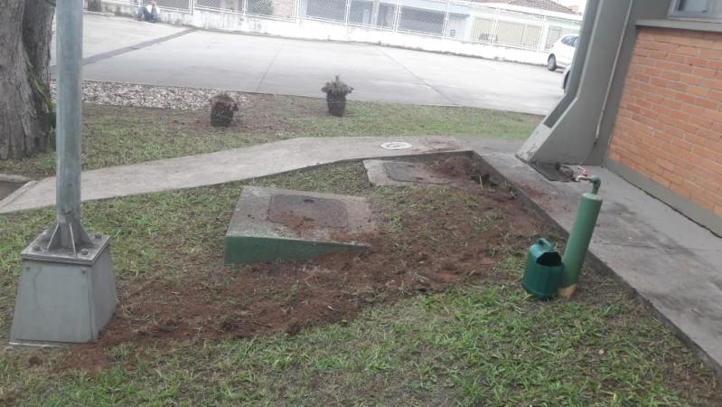 Instalação de Spda para Estrutura Metálica Vila Mariana - Spda para Galpão Metálico