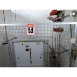 cabine de medição primária Jaboticabal