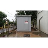cabine primária blindada Parque São Domingos