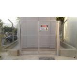 cabine primária blindada