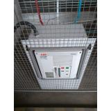 cabine primária de energia Jaguaré