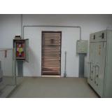 instalação elétrica trifásica