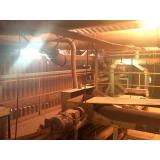 manutenção elétrica indústria Santana