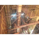 Manutenção Elétrica de Indústria