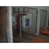 manutenção rede elétrica valor Água Funda