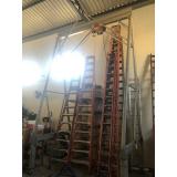 manutenção talha elétrica Amparo