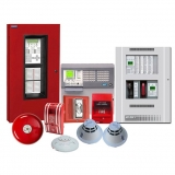 orçar sistema de alarme de incêndio industrial Limão