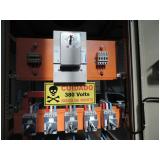 painéis elétricos industriais Guaianases