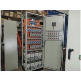 painel elétrico industrial Jaguaré