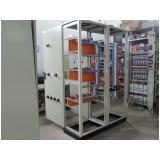 painel elétrico industrial