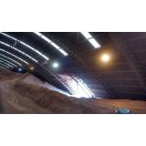 quanto custa sistema de iluminação geral Campo Belo