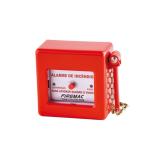 sistema de alarme de incêndio Bragança Paulista