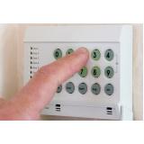 sistema de alarme empresarial Belém