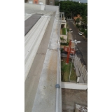 sistema de spda para torres Barueri