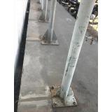 sistema de spda telhado metálico Carandiru