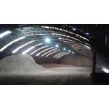 sistemas de iluminação industrial Vila Romana